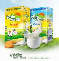 Leites Pasto Verde by andrepiresdesign