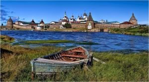 Solovetsky islands... White sea... by my-shots