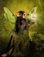 The Fairy of Clairvoyant by babsartcreations