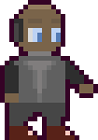 Pixel Art Character #1 by ImSerious