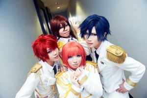 Cosplay Mania '12 : We R Ready! by Jesuke