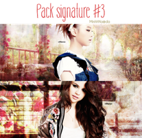 .250114 pack signature #3 by MinhhNa