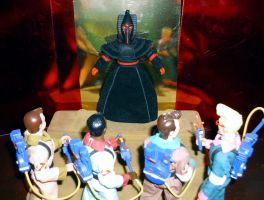 Kneel before the might of Sutekh! by CyberDrone
