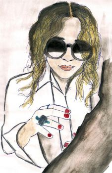 mary-kate on chanel by crazylunaticme