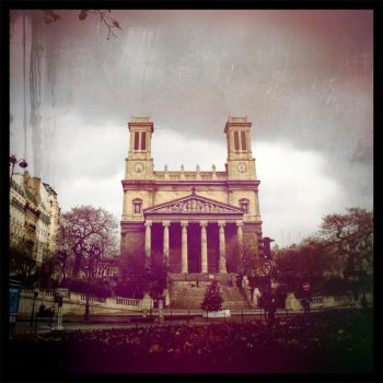 Hometown Paris by elgrizzly