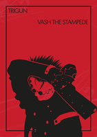 Vash the Stampede - Trigun by lestath87