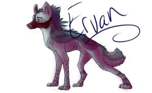 Ervan by TechnoWolf9000