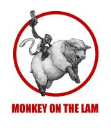 Monkey on the Lam by TheFool432