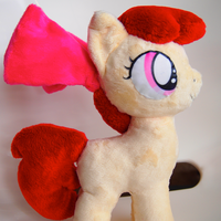 Applebloom Plushie by greepix