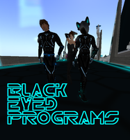 black eyed programs by KaoriSkywalker