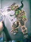Thrall - WOW by Cherry-Revolver