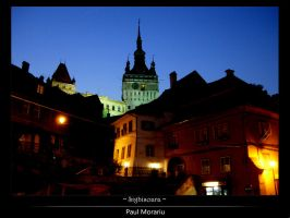 Sighisoara by oxygenp