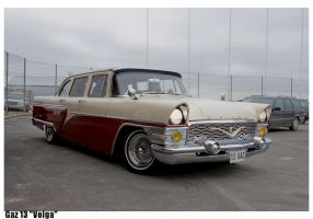 "Gaz 13 ""Volga"" second shot by ShadowPhotography"