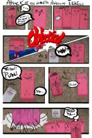 Objectionable Eraser Comic by FlabberGhaster