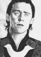 Loki by icagic