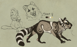 Soot ref. by CoyoteSoot