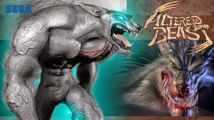 Project Altered Beast (PS2): Werewolf - Wallpaper by Blood-PawWerewolf