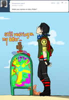 007 - ask fun ghoul by shesamonster