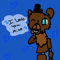 FreddyFazbear Icon by SkylarItzz