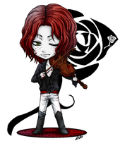 VtM - chibi_Clan Toreador by zero081090