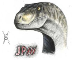 JP III raptor by VyToR