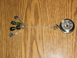 Pocketwatch Tassel by Frost-Claw-Studios