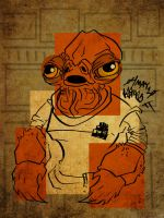 4for4: Admiral Ackbar by JoJo-Seames