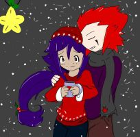 Warmth in Winter by ogamagirl