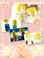 Len-Rin - Promise Ring~ by Pichiruu