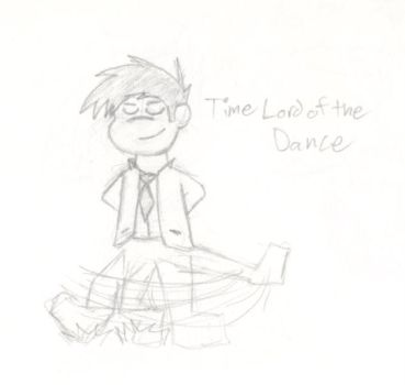 Timelord of the Dance by jack07