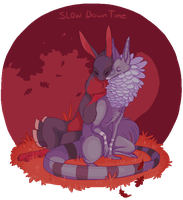 Slow Down Time by Densetsugin
