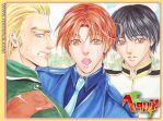 APH Germany Italy Japan by ladykylie