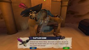 Captain Gunn - Pirate101 by Angelicsweetheart