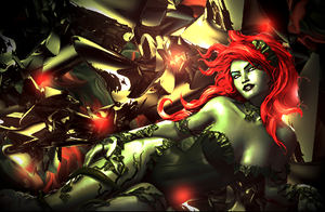 Poison Ivy by OriginalBoss