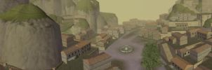 Cimerora Panorama by borgking001a
