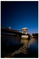 The Chain Bridge by eDamak