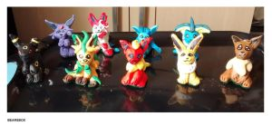 Eevee Collection by BearsBox