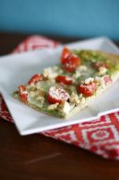Pesto Pizza by laurenjacob