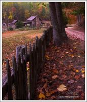 Pioneer Cabin 2 by TRBPhotographyLLC