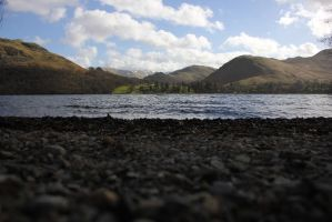 Ullswater Lake by StuartVinton