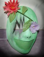 Mother Nature mask by aloiv007