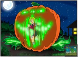 Halloween 2012 by Andrade-IV