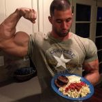 Muscle Dinner by DRCh