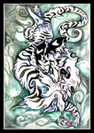 Year of the White Tiger by IceandSnow