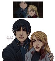 Roy and Riza - screenshot 1 by Elena-Barilli
