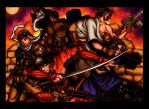 Drifters by ChronoTata