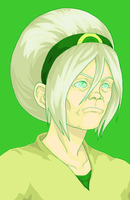 Toph Beifong by b-dangerous
