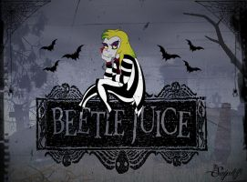 Beetlejuice by Sayaliz
