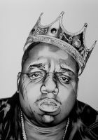 Notorious Big by youbesonicimtails