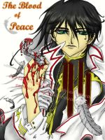 The Blood of Peace Ch 1 cover by snowny